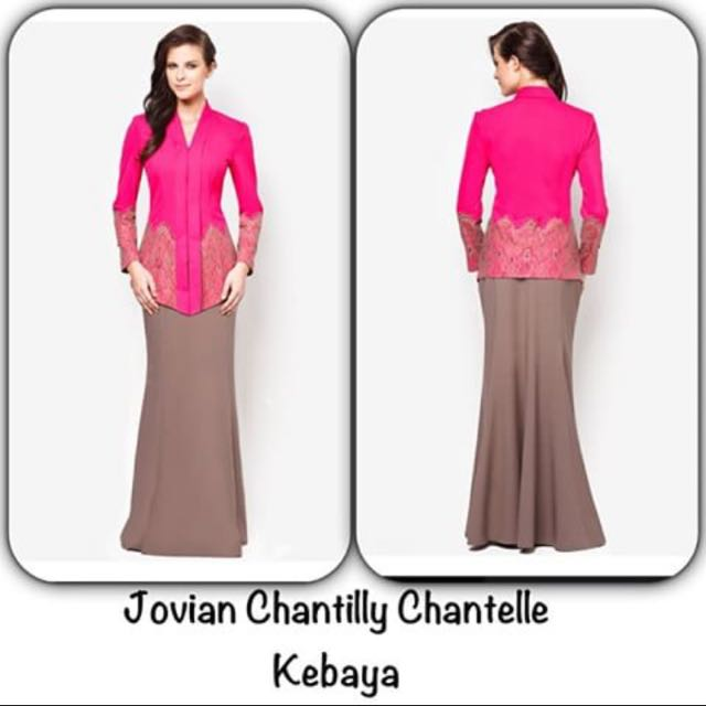 Jovian Chantilly Kebaya