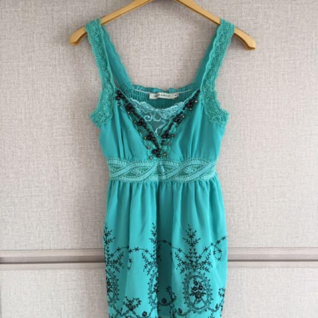 Kokasso Dress-like Shirt