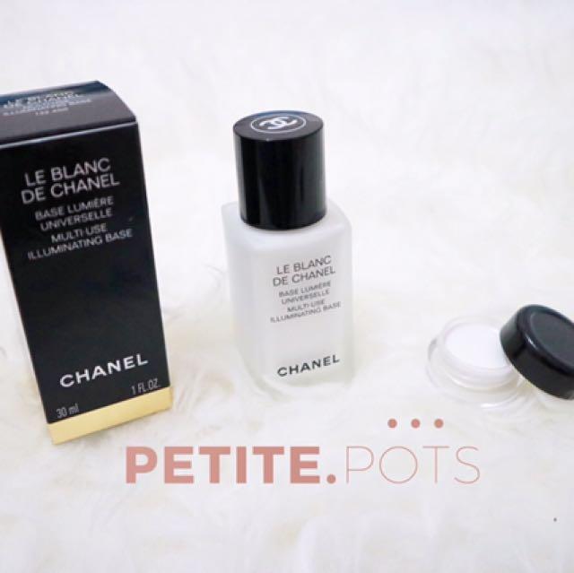 LE BLANC DE CHANEL MULTI-USE ILLUMINATING BASE (5ml)
