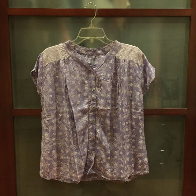 Lolita Batik Shirt
