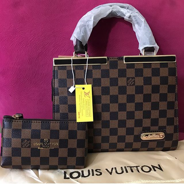 LV 3 Jours Free Pouch