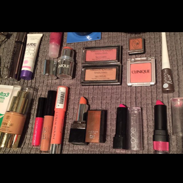 Makeup, Fragrance And Hair Bundle :)