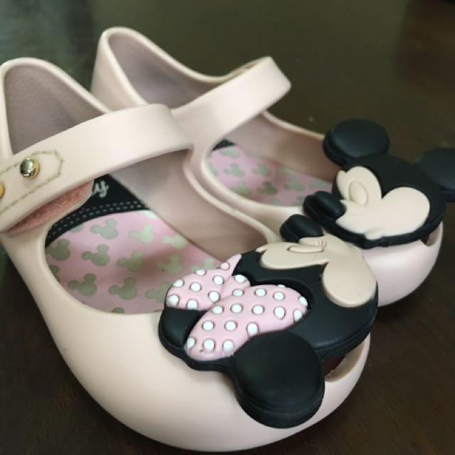 Mini Melissa Mickey Minnie
