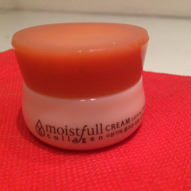 NEW: Etude Moistfull Cream Collagen