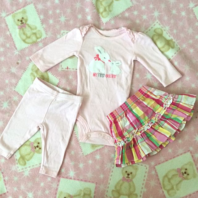 REPRICED!!  Newborn 3pc Set