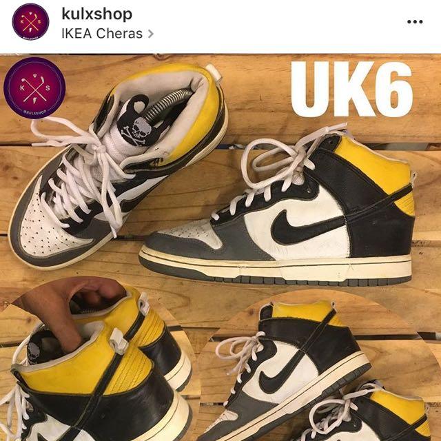 more photos b6f89 2eddd Nike Dunk Hi Pro SB