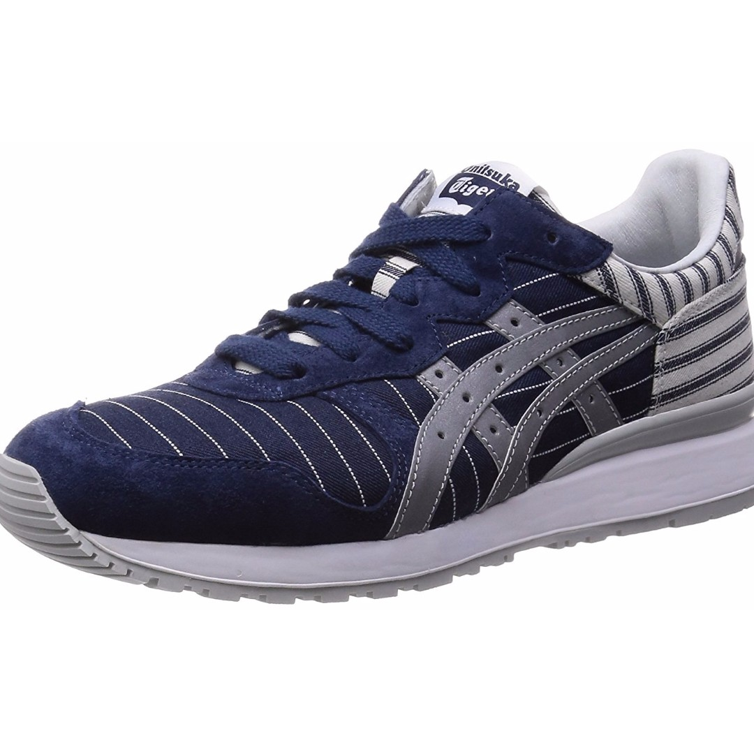 905400a2ad3f Onitsuka Tiger TIGER ALLIANCE TH 5 A 3 N 5093 (navy   silver)