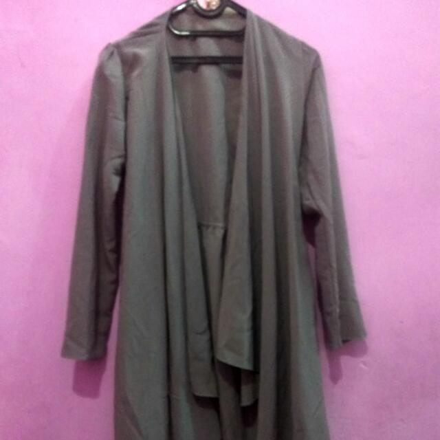Saaleee !!!Outer Grey Bahan Diamond Premium