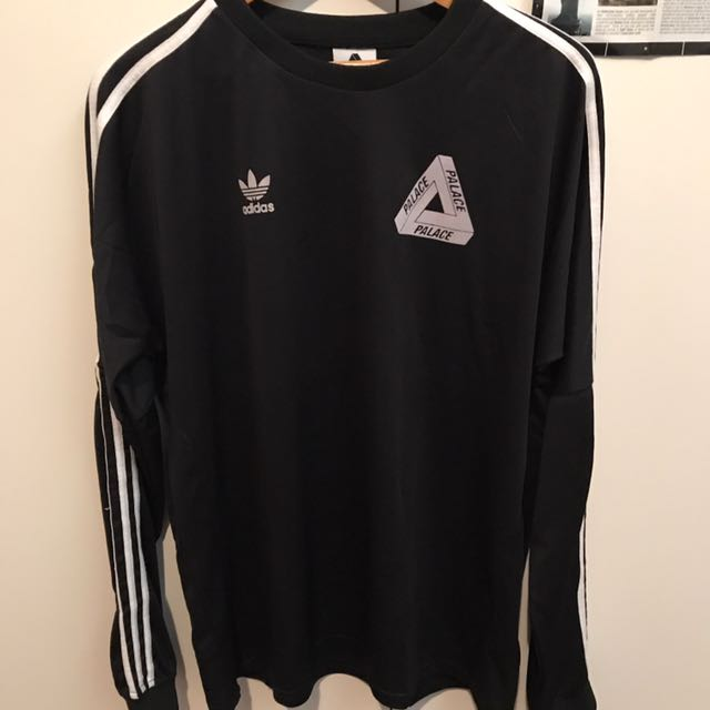 Palace X Adidas L/s Guernsey