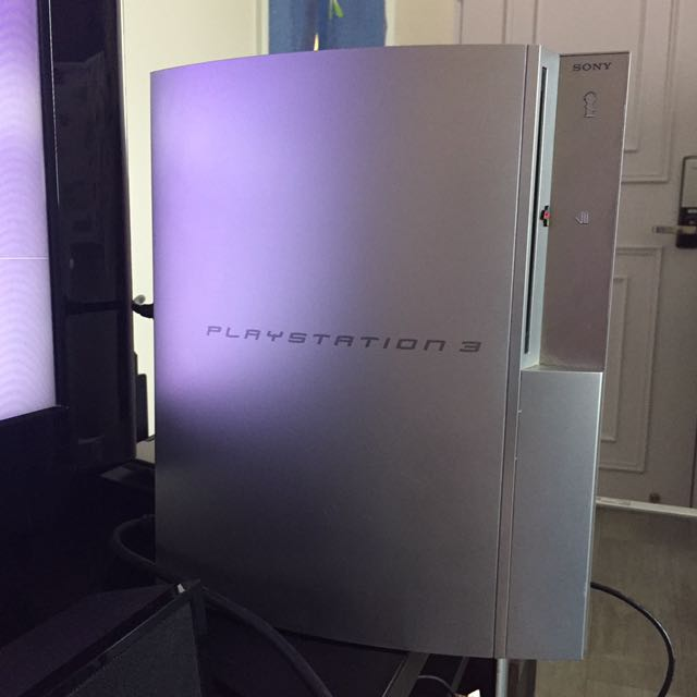 PlayStation 3 (40G)