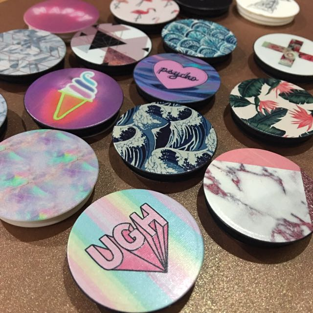 Popsockets With Original Designs