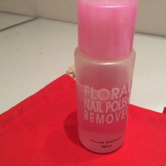 Preloved: Floral Nail Remover