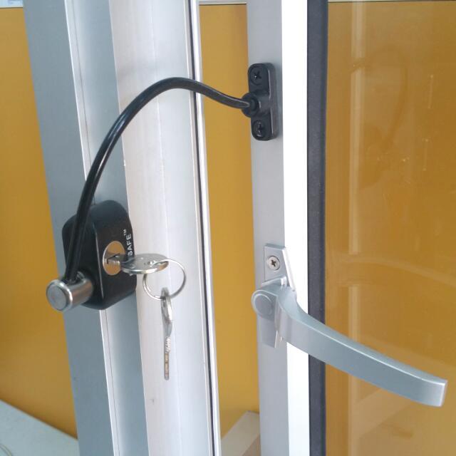 Remsafe Window Locks