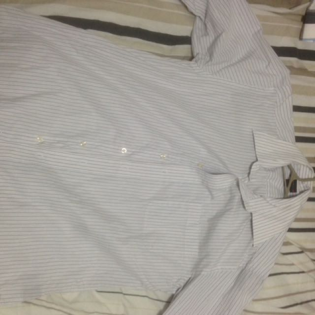 Reserve Brand Medium 39/40 Size Shirt
