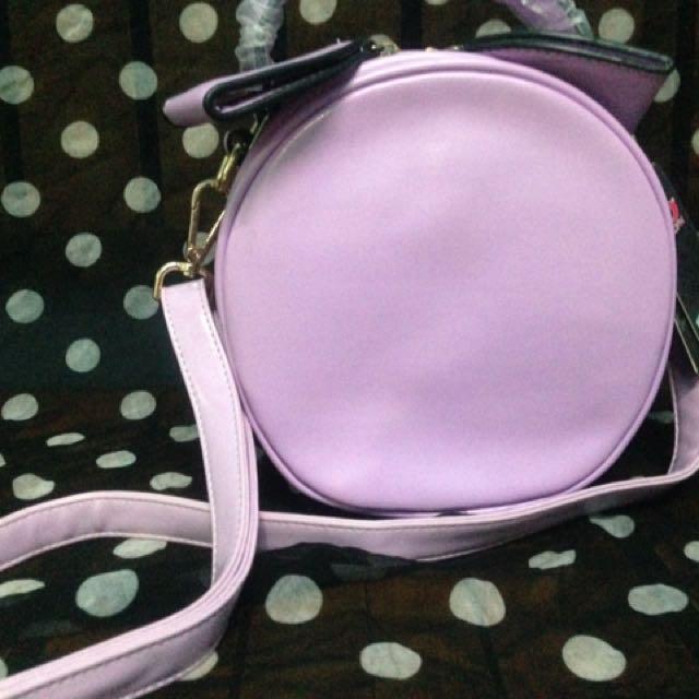 Round Korean Sling Bag