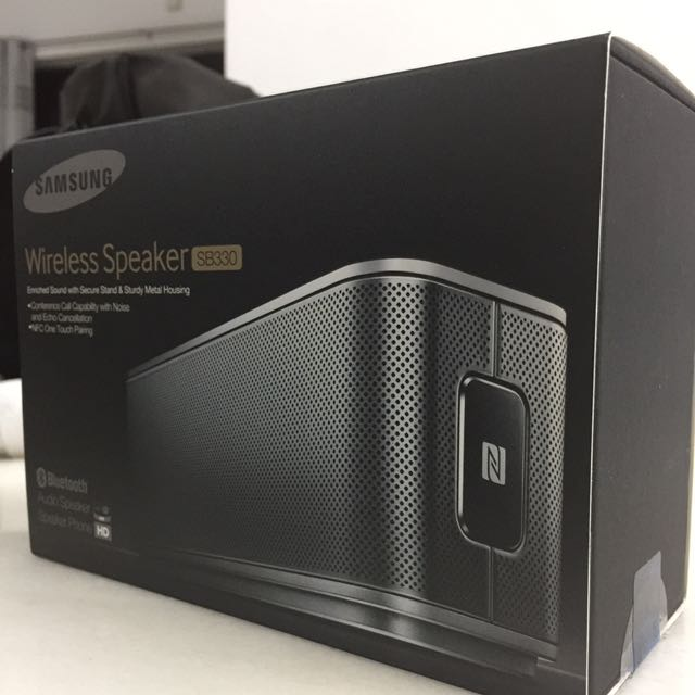 Samsung Wireless Speaker Sb330 Electronics Audio On Carousell