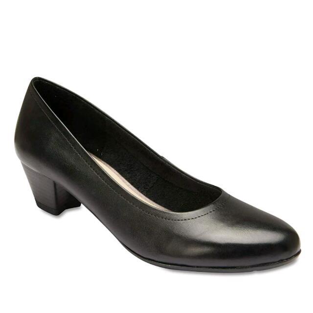 Sandler Ollie Black Glove Court Shoe - RRP $119.00