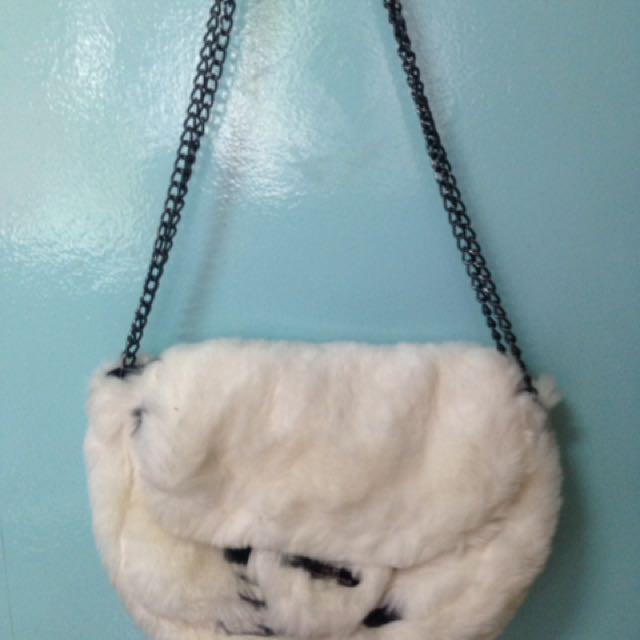 Sliing Fur Bag