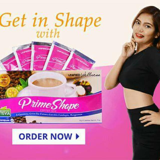 Slimming Coffee - PrimeShape