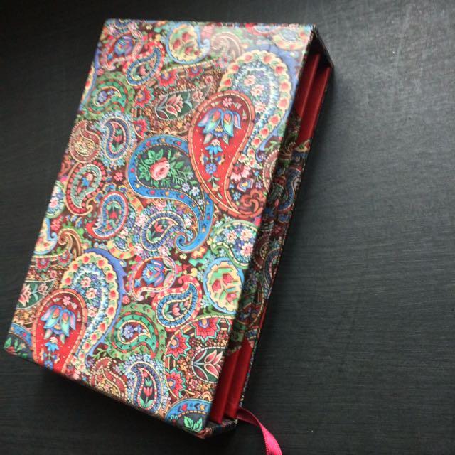 Stationery Notebook