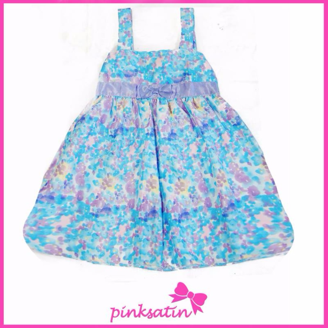 SUMMER DRESS DESIGN 3 KIDS GIRLS