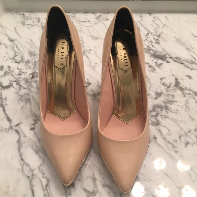 Ted Baker Nude Pumps US 8.5