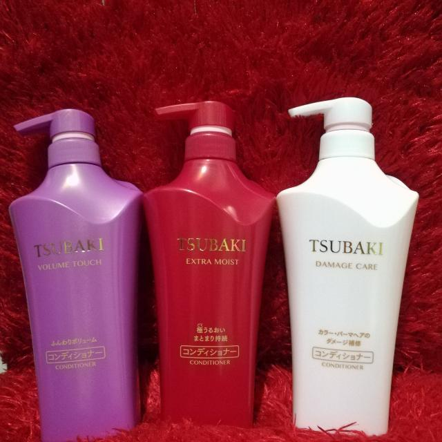 Tsubaki Shampoo And Conditioner Set For Only 750 Pesos