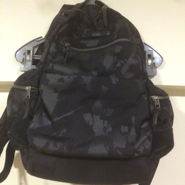Tumi Camo Backpack