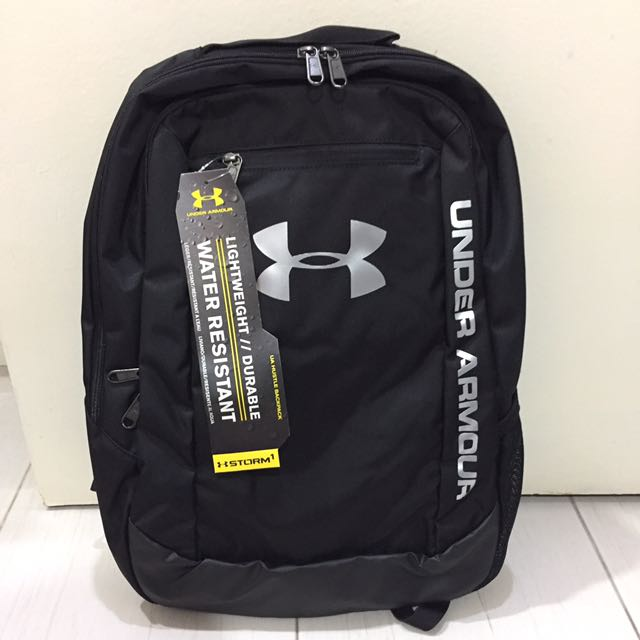 eee1a7c8f67b Under Armour Hustle Storm 1 Backpack