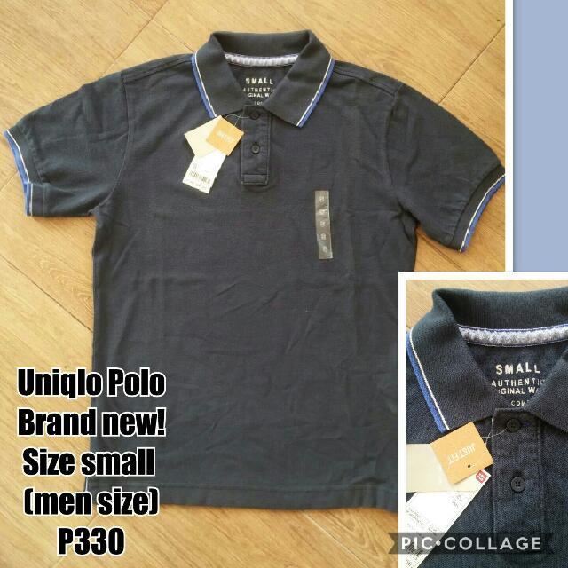 Uniqlo Polo B.New