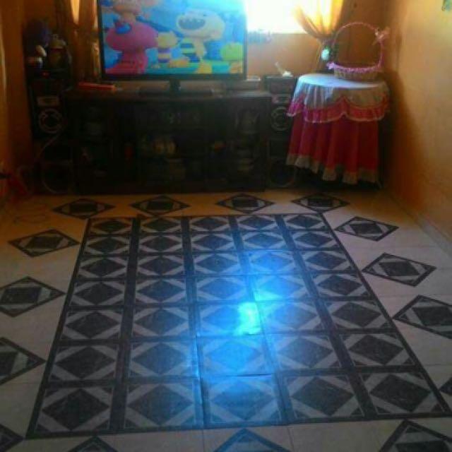 Vinly Flooring Pengganti Tikar Getah