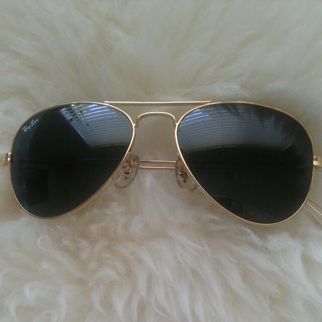 Vintage B&L Ray Ban GOLD PLATED