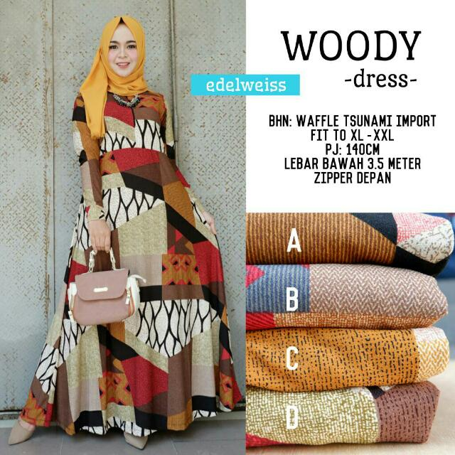 WOODY DRESS