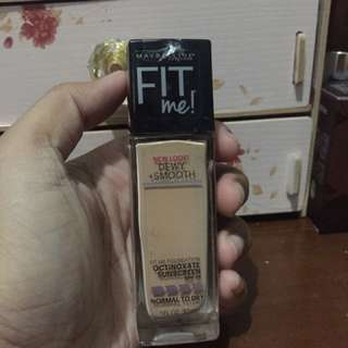 Foundation Maybeline Fit Me Shade125