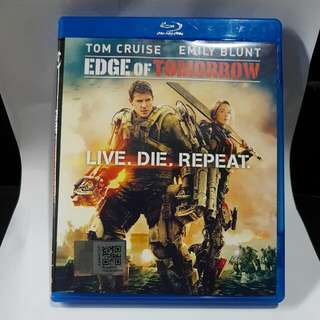 Edge Of Tomorrow Blu Ray (Local Region)
