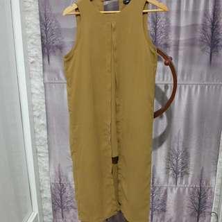 DRESS BROWN 2.LAYER