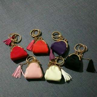 Mini Purse Key/ Bag Chain