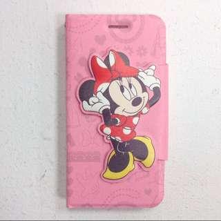 🚚 全新🎀HTC One M8 Disney 迪士尼 Minnie 米妮 手機皮套
