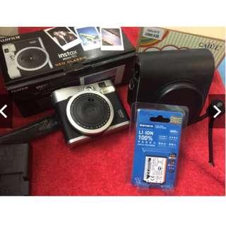 (急售~可議價)富士 FUJIFILM mini90 (送副廠電池及其他配件)