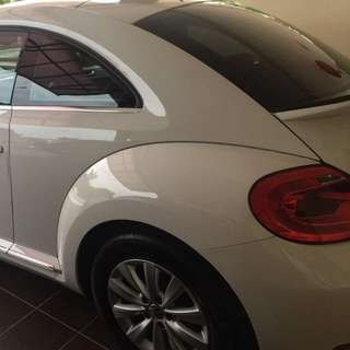C-LOAN: 2013 VW Beetle 1.2 (A) TSi