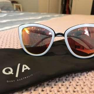 Quay My Girl Sunglasses.
