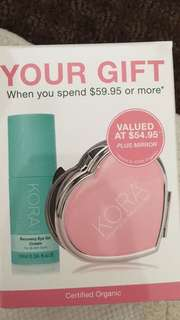 Kora Eye Cream & Mirror