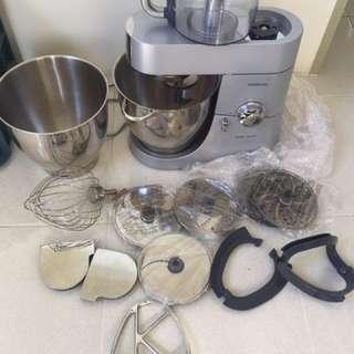 Sale!!KENWOOD. Major Titanium.Baking Mixer
