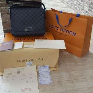 LV Mens Bag