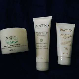 Natio products