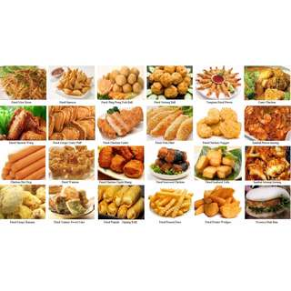 Catering Food Delivery for Fried Crispy Curry Puff , Nasi Lemak set , Fried Mee Hoon , Fried Finger food - Big Ping Pong Fishball.. ,