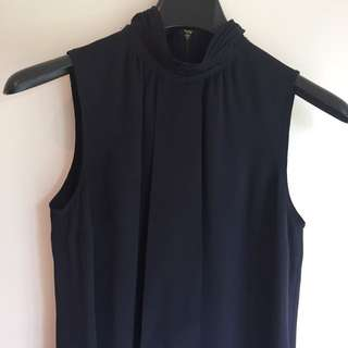Michael by Michael Kors Silk Shift Dress