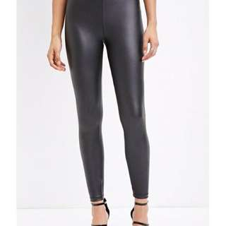 Small Forever 21 Faux Leather Leggings
