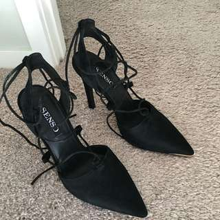 Senso suede High Heel Size 37