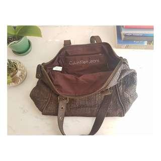 Calvin Klein Jeans Hobo Bag